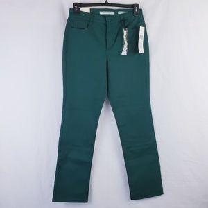 Jones New York Women Jeans Slimming Size 10 - NWT